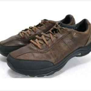ABEO Men's Adams Espresso Oxford Shoes Size 13